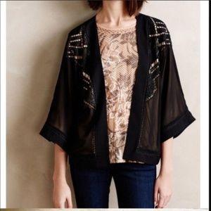 Anthropologie Deletta kimono jacket